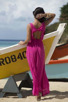 Grenada Cover-Up Maxi Dress | Isla Verde by Shabby Apple