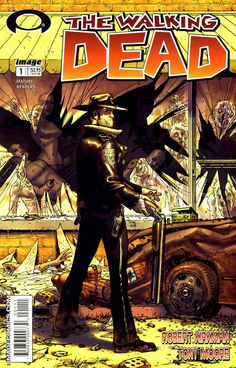 The Walking Dead Comic Issue 1 - 131 (Online PDF) (To view and read comic, wait until issue loads, then click the play/pause button, then the next arrow to go to the next page.)