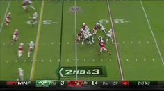 Sorry, Patrick Peterson. Brandon Marshall called dibs on this