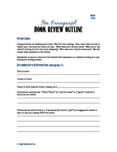 Sample Book Reviews - Lone Star College