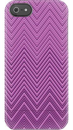 Purple Herringbone case by Uncommon