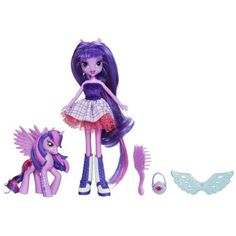 My Little Pony Equestria Girls Twilight Sparkle Doll and Pony Set by My Little Pony, http://www.amazon.com/dp/B00CZ3F6OU/ref=cm_sw_r_pi_dp_Vcy.rb01BY2QS