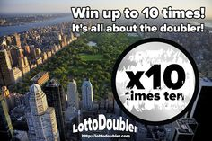 Win up to 10 times! x2, x5, x10 It's all about the doubler!  Lotto Doubler instant lottery   Blog http://blog.lottodoubler.com/2015/07/win-up-to-10-times-its-all-about-doubler_96.html   Twitter https://twitter.com/lottodoubler/status/624832290590486528   Pinterest https://www.pinterest.com/pin/361484307568312186/   Facebook https://www.facebook.com/lottodoubler   Website http://lottodoubler.com   #suddenly #scratch #scratchticket #scratchtickets #scratchgame #lotto #doubler #lottery…
