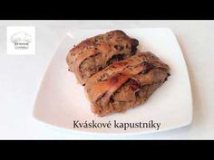 Kváskové kapustníky - YouTube French Toast, Bread, Breakfast, Youtube, Food, Morning Coffee, Eten, Bakeries, Meals