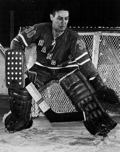 207 Best Terry Sawchuk Images In 2018 Hockey Goalie Detroit
