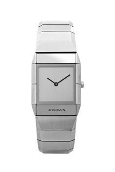 562 - Jacob Jensen Sapphire dames horloge