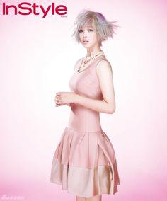 f(x)'S Sulli InStyle Korea Magazine December Issue '12