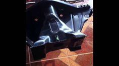 Troca do cabeçote do chassis,suspensão fusca em casa 2