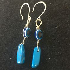 A personal favorite from my Etsy shop https://www.etsy.com/listing/464927992/turquoise-howlite-with-eye-of-protection
