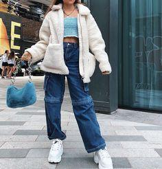 new style clothes Aesthetic Fashion, Aesthetic Clothes, 90s Fashion, Fashion Outfits, Topshop Fashion, Topshop Outfit, Topshop Style, Fashion Clothes, Style Fashion