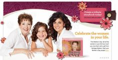 SPECIAL gift ideas for moms or grandmas.  Birthdays, Mothers Day, etc.  So meaningful!!