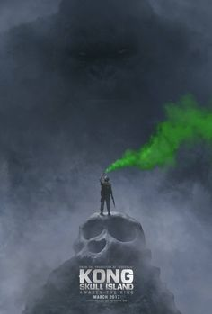 Return to the main poster page for Kong: Skull Island