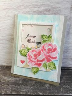 TLC545 Forever & Always by MooLa679 - Cards and Paper Crafts at Splitcoaststampers