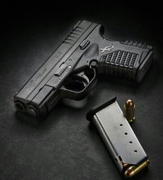 Springfield Armory XDS .45 Find our speedloader now!  http://www.amazon.com/shops/raeind