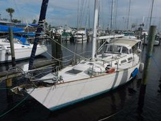 633676cba6596 1988 Sabre 42 Sail Boat For Sale - www.yachtworld.com Boats For Sale