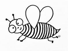 regenworm insecten insect knutselen kleurplaten