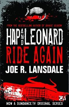 book cover of   Hap and Leonard Ride Again