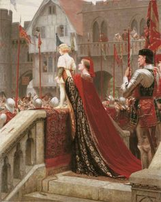 Edmund Blair Leighton A Little Prince Likely in Time to Bless a Royal Throne art painting for sale; Shop your favorite Edmund Blair Leighton A Little Prince Likely in Time to Bless a Royal Throne painting on canvas or frame at discount price. Vox Populi, Illustration Manga, Royal Throne, Dante Gabriel Rossetti, Art Gallery, John William Waterhouse, Lady Godiva, Art Ancien, Wars Of The Roses