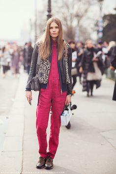 Stockholm Streetstyle - Caroline Brasch Nielsen - full coverage