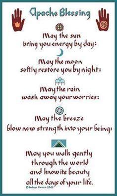 Apache Prayer