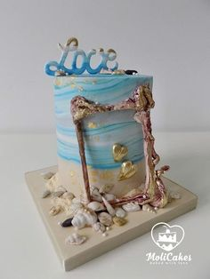 Summer love  by MOLI Cakes