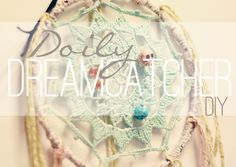 DIY: Dreamcatcher by Lauren of Calico Skies |M Y B I L L I E D E S I G N S