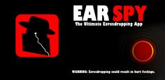 Ear Spy for iPad  Ear Spy version 1.5 is now available.  This version introduces support for iPad as well as support for most of the languages iTunes offers.  We want Ear Spy to be available to everyone.