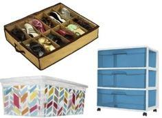 Apartment storage solutions