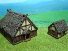 Slings & Arrows: Dark Age Buildings