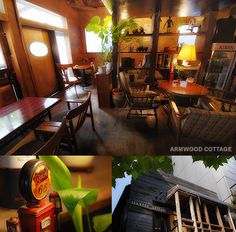 ARMWOOD COTTAGE CAFE / JAPAN