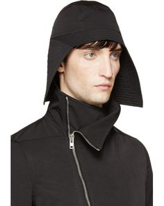 ef36ebb16ff Men s Black Kabuto Hat