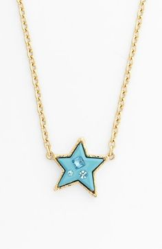 MARC BY MARC JACOBS 'Reluctant Stars' Pendant Necklace (Online Only) available at #Nordstrom