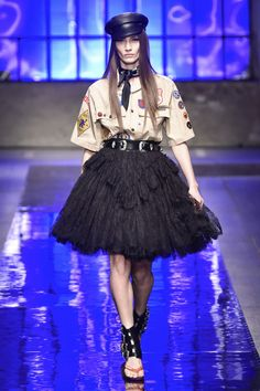 Dsquared2 Spring Collection 2018
