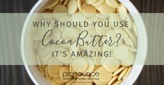 Why should you use cocoa butter and how? This read is for you. Let me explain how amazing cocoa butter really is and why it is my favorite base!