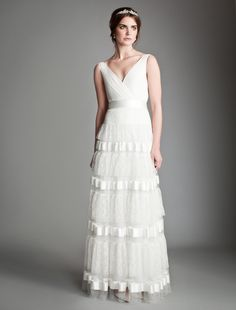 Temperley Bridal, Titania Collection, Orchid Dress
