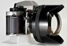 Nikon / Nikkor 13mm f/5.6  ...that is a thing of beauty!!