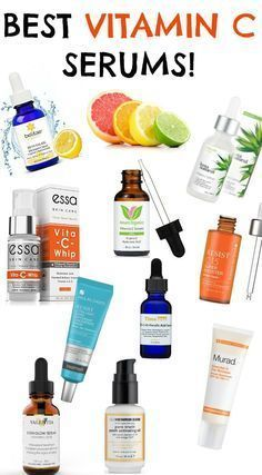 THE BEST VITAMIN C SERUMS! *this post was updated in 2017 Today I have the best Vitamin C serums for you and I also share with you the difference of L-Ascorbic Acid and Sodium… Skin Care Regimen, Skin Care Tips, Skin Care Routine 30s, Organic Skin Care, Natural Skin Care, Beste Mascara, Best Vitamin C, Vitamin C For Face, Vitamin C Mask