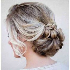 Cute Updo Hairstyles for Bridesmaids