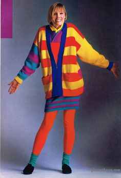 Esprit Ads of the 80's - wow, I remember wishing I could dress like this.