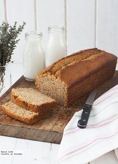 Cake de avellanas y galletas María al aroma de brandy. Receta con y sin Thermomix   Directo Al Paladar   Bloglovin