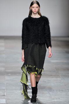 ★ Fashion East fall 2012 ready-to-wear
