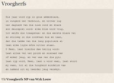 Die jaar word ryp in goue akkerblare Wisdom Quotes, Life Quotes, Afrikaans Quotes, Poetry Books, Beautiful Words, Wise Words, Verses, Poems, Van