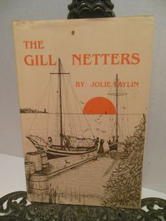 The Gill Netters Post Civil War Great Lakes Whitefish Fishing Michigan UP Paylin