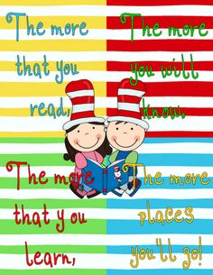 Dr Suess Printables