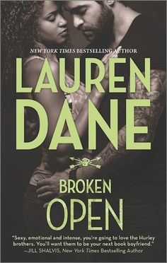 Broken Open by Lauren Dane: I read the first book in the series and I liked it, so I read also this one and I was happy to enjoy it because it is after all about an interracial couple which is always a pleasure to read. However apart from this, I admit that at times the story is dragged more than necessary but there is no doubt that this is a series, which although it is not brand new from the point of view of the plot, has something to say the same.