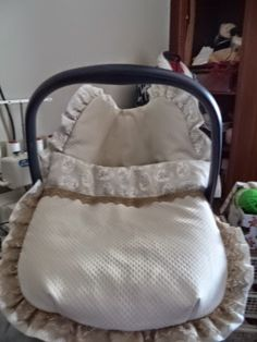 coser es fácil...: PAP maxi_cosi .....2ª parte Baby Cover, Seat Covers, Baby Sewing, Bassinet, Baby Car Seats, Children, Kids, Handmade, Baby Layette