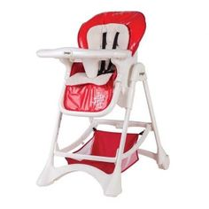 Prego 3024 Bona Petite Mama Sandalyesi Kırmızı #alışveriş #indirim #trendylodi  #anne #bebekbakım #bebeksandalyesi #mamasandelyesi