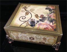 Paper, Paws, etc.: Cigar Box #16