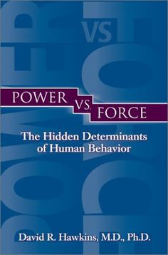 Power VS. Force ~ one of the best books I've ever read