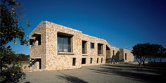Gallery - Rodia Stone House / Nikos Smyrlis Architect - 3